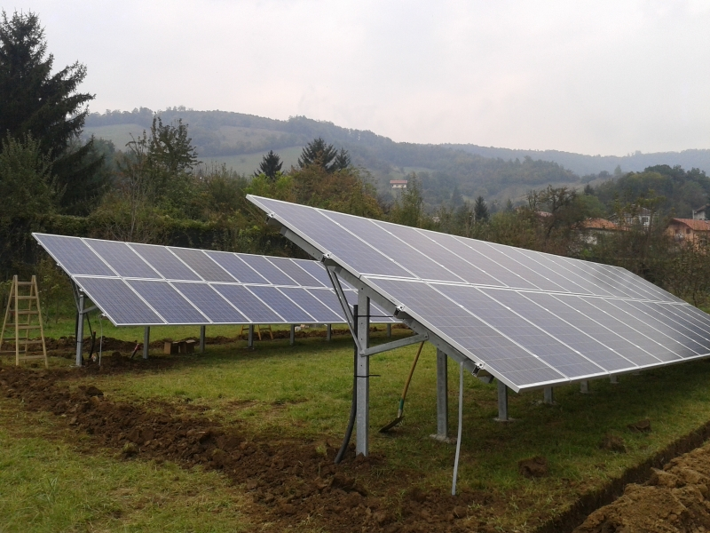 Solar Power Plants (SPP)